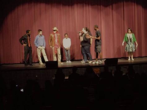 Menchville's Got Talent
