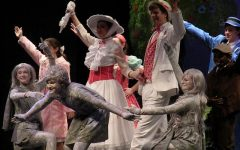 Menchville Students Fly in Mary Poppins