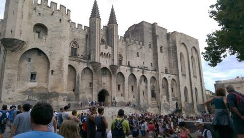 Menchville Students Visit France During the Summer of 2016