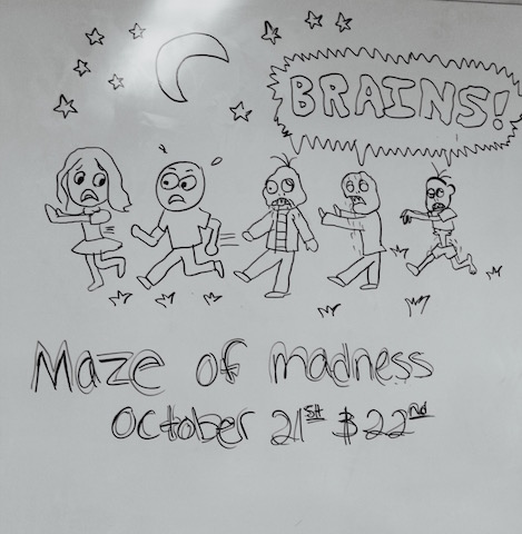 Maze of Madness 2016