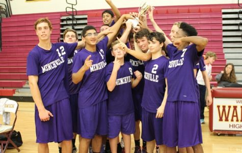 Boy's Volleyball Team Wins PenSouth  Conference 10 Tournament, Girls Take Second Place