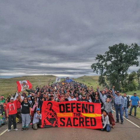 Pipeline Protests Frozen in Place