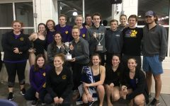 Conference Swimming Champions