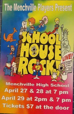 "Menchville Drama Presents ""School House Rock"""