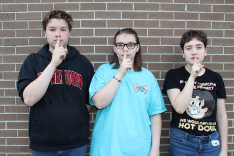 Menchville to Participate in Day of Silence and Breaking The Silence Rally