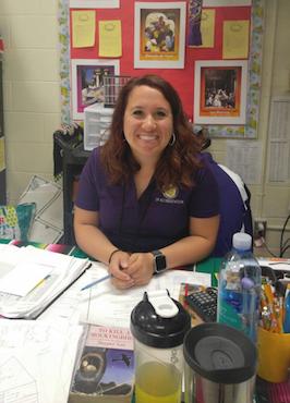 Menchville Teacher Embraces Vegan Lifestyle