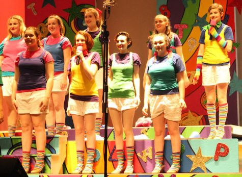 """Menchville's """"Schoolhouse Rock""""- A Colorful Blast from the Past"""