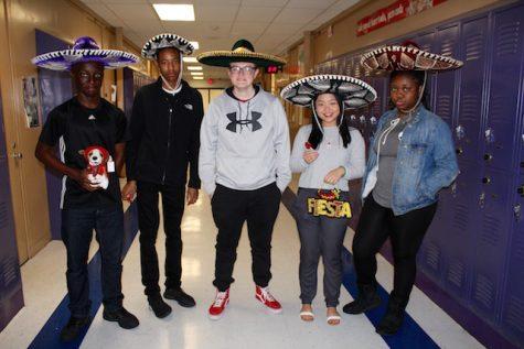 Menchville Students Celebrate Cinco de Mayo