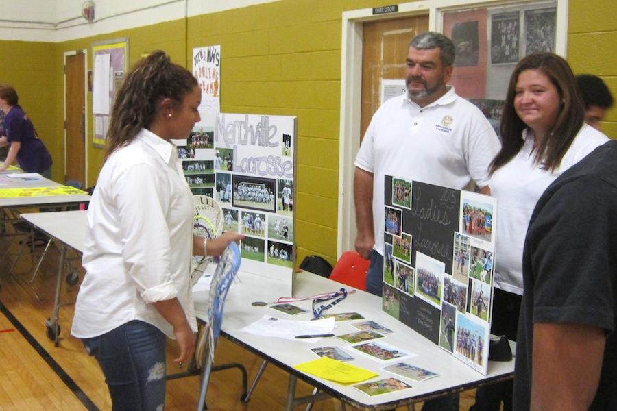 Student Activity Fair Planned for September 25th