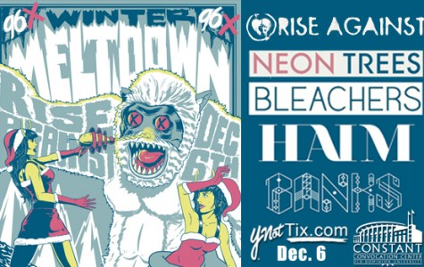 Ticketgrams For 96x Winter Meltdown!