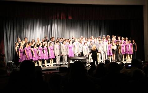 Menchville High School Winter Choral Concert