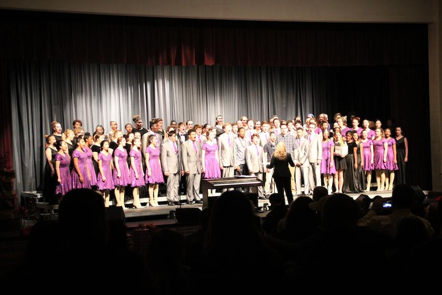 Menchville High School Winter Choral Concert