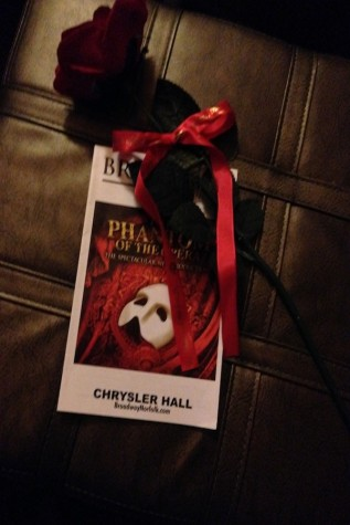 The Program with the Phantom's rose
