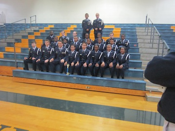 JROTC Drill Team Competition 2014