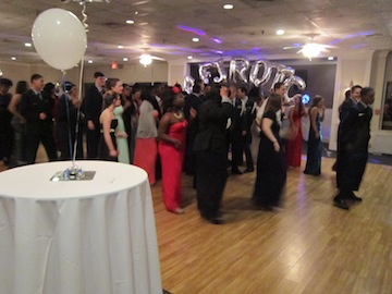 The Dance Floor Getting Crowded