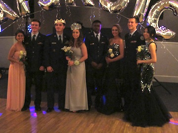 MHS JROTC Hosts Annual Ball
