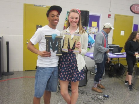 Myles Burgess and Madison Smith win superlatives for Best Dancer