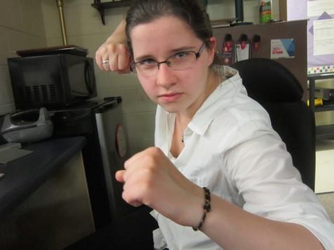 Photo of Amanda Mathis