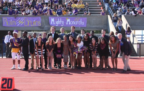 MHS Homecoming Court 2015