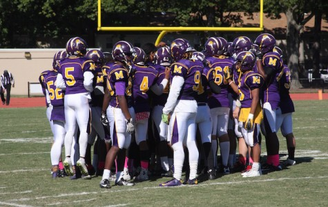 Menchville Homecoming Game, Oct. 17, 2015