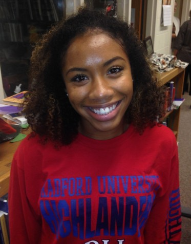 Student Spotlight: Nelia Perez
