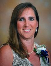 Mrs. Kari Egnot. 2014-2015 Division and High School Teacher of the Year Winner
