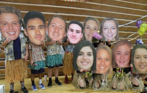 Undefeated Volleyball teams celebrate Senior Night