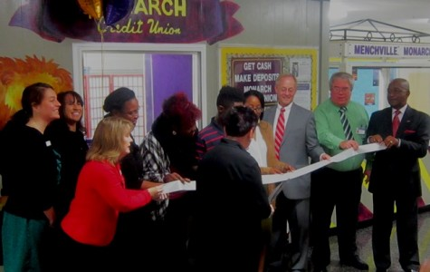 DECA Opens Menchville Monarch Credit Union