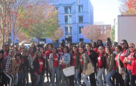 Menchville Students Attend FNV Live Campaign at ODU