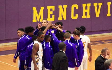 Menchville Boy's Varsity Basketball Game- Jan. 5, 2016
