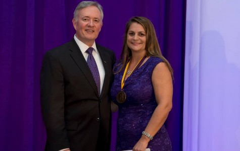 Marstellar Inducted into the JMU Athletic Hall of Fame