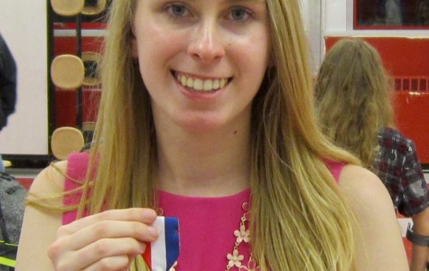 Scherner Wins 3rd Place in Conference 10 Forensics Tournament