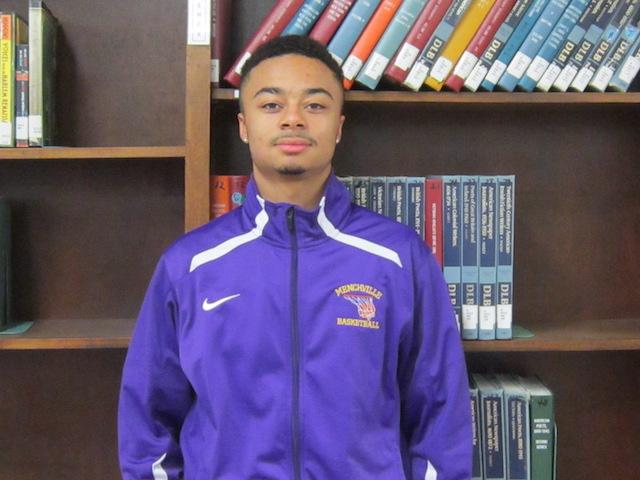 Athlete of the Week for Boy's Basketball