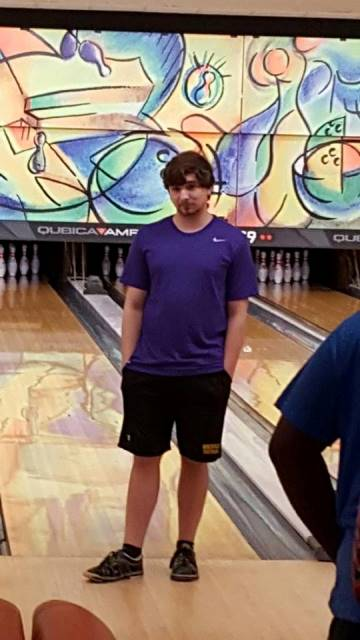 Jacob Bean--MHS Top Male Bowler of the year 2015-2016