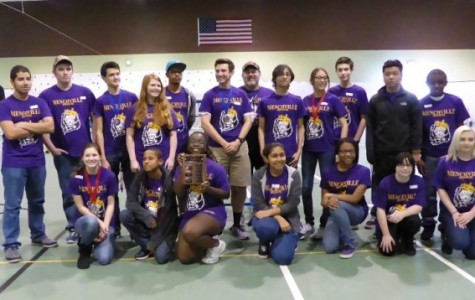 Menchville Archery Team Heads to States