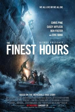 """The Finest Hours"" Keeps You on the Edge of Your Seat"