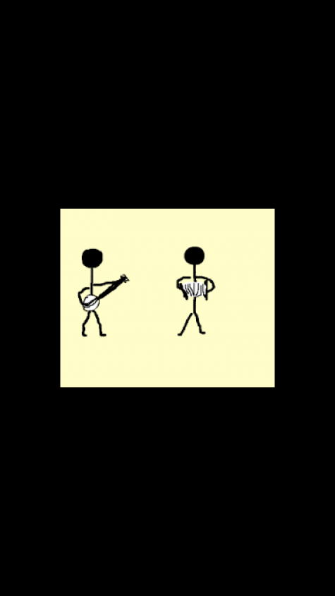 Noah Webster & Lucas Gray via stick figures