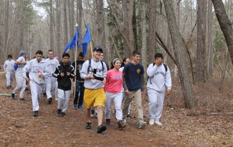 Menchville's 1st Annual Death March Memorial Hike
