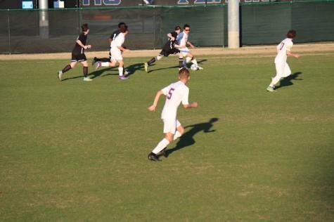 Freshmen, Jahvin Pernel and Sophomore, Grant Blevins.