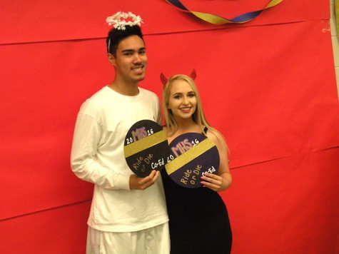 "Miguel Martinez & Megan Boyd for ""Ride or Die - Co Ed"""
