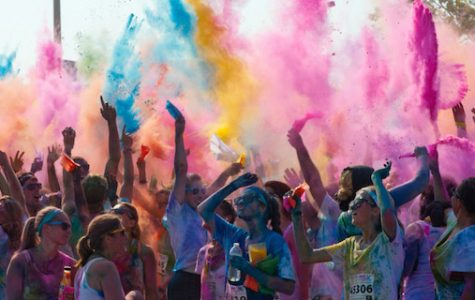 2016 Color Me Rad 5K in Newport News