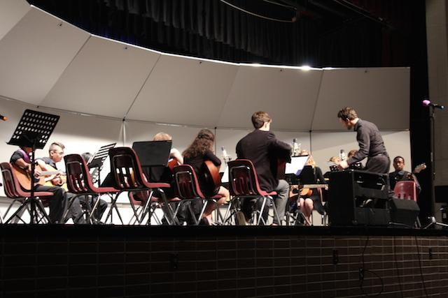 Menchvilles Intermediate Ensemble