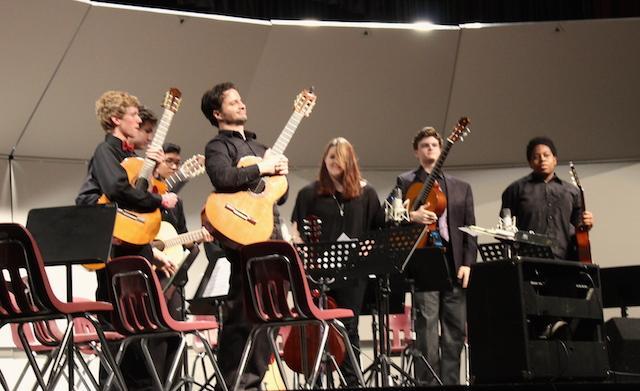 Menchvilles Guitar Quartet