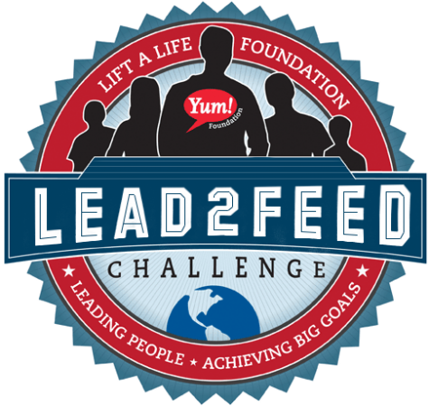Lead2Feed presents banner at STAND Night