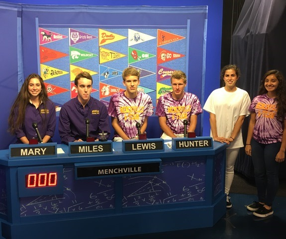 Mary Arnold, Miles McAllister, Lewis McAllister, Hunter Young, Sophia Ramirez and Devin Singh