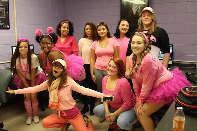 Homecoming 2016- Pink Power Day