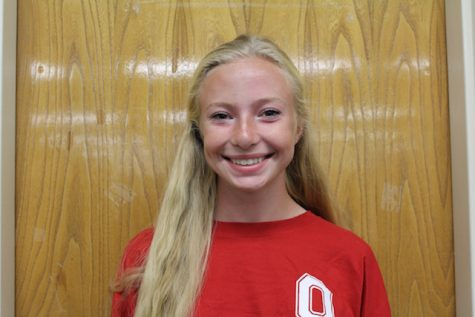 Athlete of the Week- Morgan Merritt