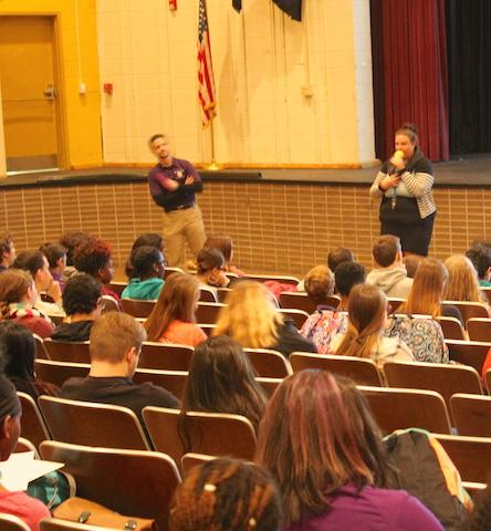 Third Lead2Feed Assembly Encourages Students to Take Charge of Change