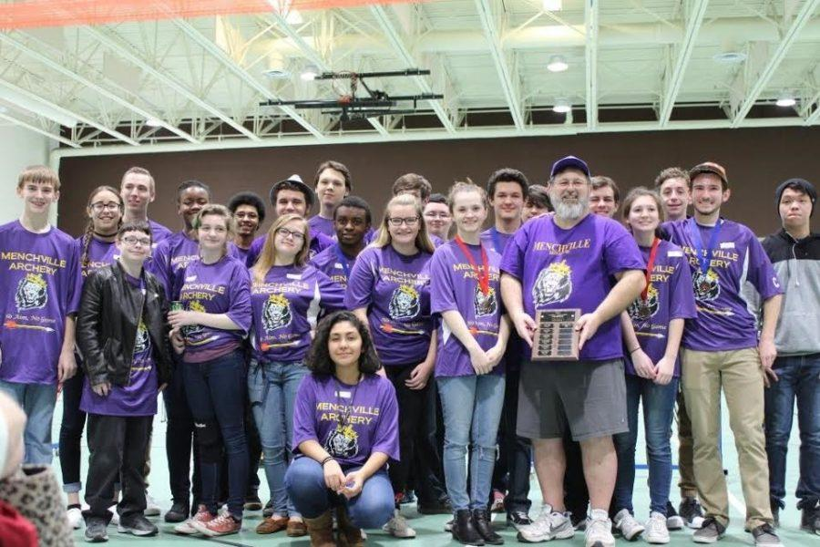 Menchville Archery Wins City Tournament