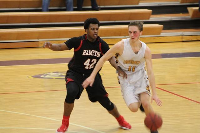 Senior Night Basketball